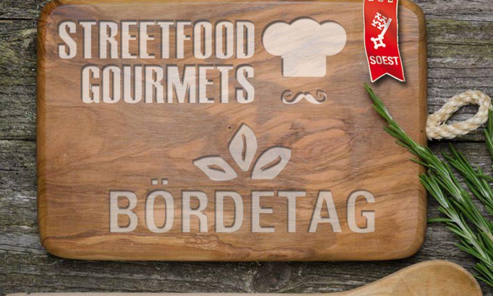 Streetfood Gourmets auf dem Börde Tag