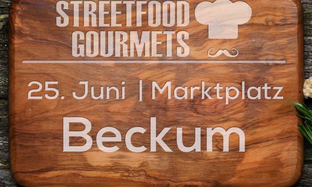 Streetfood Gourmets in Beckum